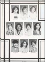 1981 Olney High School Yearbook Page 152 & 153