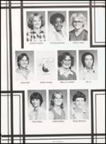 1981 Olney High School Yearbook Page 154 & 155