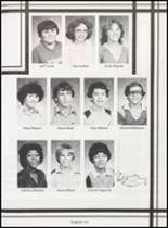1981 Olney High School Yearbook Page 156 & 157