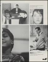 1989 Union High School Yearbook Page 20 & 21