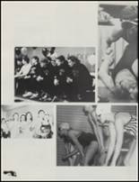 1989 Union High School Yearbook Page 22 & 23