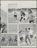 1989 Union High School Yearbook Page 24 & 25
