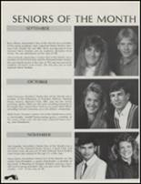1989 Union High School Yearbook Page 26 & 27