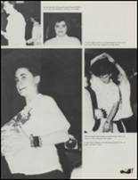 1989 Union High School Yearbook Page 32 & 33