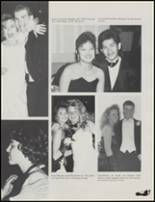 1989 Union High School Yearbook Page 36 & 37