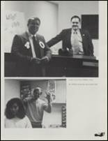 1989 Union High School Yearbook Page 42 & 43