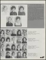 1989 Union High School Yearbook Page 48 & 49