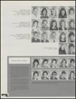 1989 Union High School Yearbook Page 50 & 51