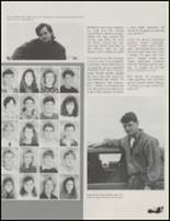 1989 Union High School Yearbook Page 54 & 55