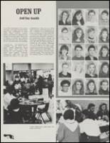 1989 Union High School Yearbook Page 56 & 57