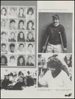 1989 Union High School Yearbook Page 66 & 67