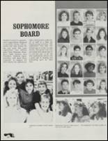 1989 Union High School Yearbook Page 72 & 73