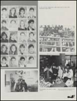 1989 Union High School Yearbook Page 74 & 75