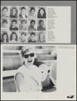 1989 Union High School Yearbook Page 80 & 81