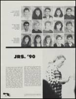 1989 Union High School Yearbook Page 84 & 85