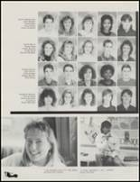 1989 Union High School Yearbook Page 86 & 87