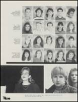 1989 Union High School Yearbook Page 88 & 89