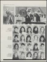 1989 Union High School Yearbook Page 92 & 93