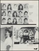 1989 Union High School Yearbook Page 96 & 97
