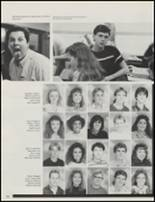 1989 Union High School Yearbook Page 98 & 99