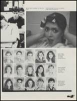1989 Union High School Yearbook Page 102 & 103