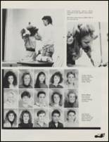 1989 Union High School Yearbook Page 104 & 105