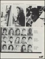 1989 Union High School Yearbook Page 110 & 111