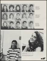 1989 Union High School Yearbook Page 112 & 113