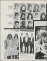 1989 Union High School Yearbook Page 116 & 117