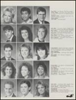 1989 Union High School Yearbook Page 118 & 119