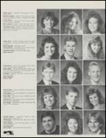 1989 Union High School Yearbook Page 120 & 121