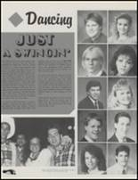 1989 Union High School Yearbook Page 122 & 123