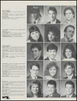 1989 Union High School Yearbook Page 124 & 125