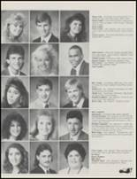 1989 Union High School Yearbook Page 126 & 127