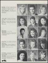 1989 Union High School Yearbook Page 128 & 129