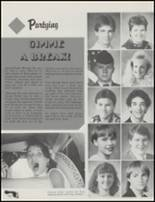 1989 Union High School Yearbook Page 130 & 131