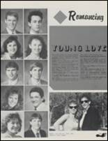 1989 Union High School Yearbook Page 132 & 133