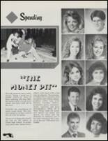 1989 Union High School Yearbook Page 134 & 135