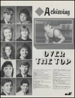 1989 Union High School Yearbook Page 136 & 137