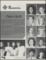 1989 Union High School Yearbook Page 138 & 139