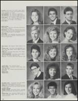 1989 Union High School Yearbook Page 140 & 141