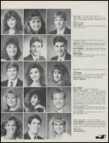 1989 Union High School Yearbook Page 142 & 143