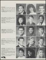 1989 Union High School Yearbook Page 144 & 145