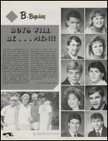 1989 Union High School Yearbook Page 146 & 147