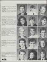 1989 Union High School Yearbook Page 148 & 149