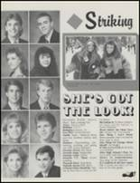 1989 Union High School Yearbook Page 152 & 153