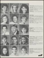 1989 Union High School Yearbook Page 154 & 155