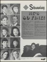 1989 Union High School Yearbook Page 156 & 157