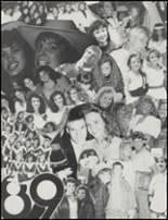 1989 Union High School Yearbook Page 164 & 165