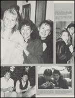 1989 Union High School Yearbook Page 168 & 169